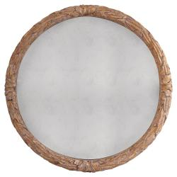 Small Crop Of Round Wall Mirror