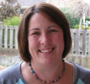 Writer Kristin Hill Taylor
