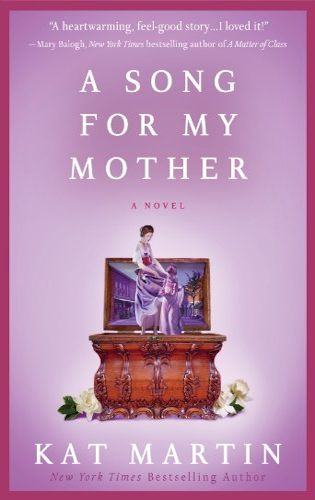 A Song For My Mother Book Cover