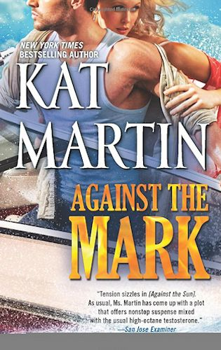 Against The Mark Book Cover