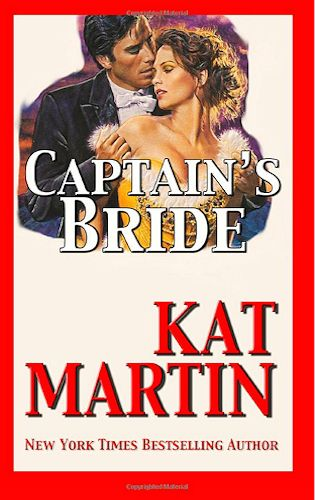 Captain's Bride Book Cover