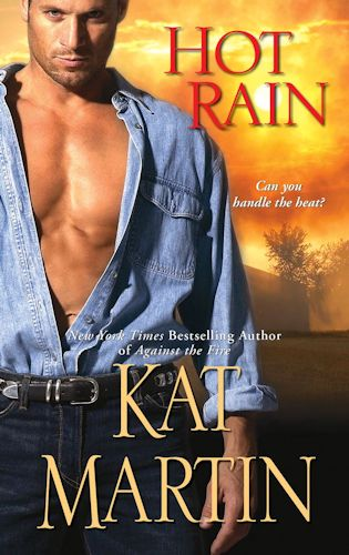 Hot Rain Book Cover