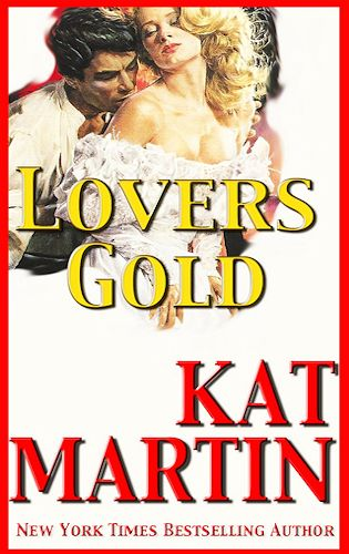 Lovers Gold Book Cover