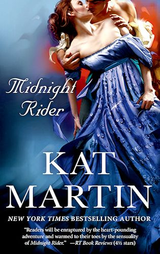 Midnight Rider Book Cover