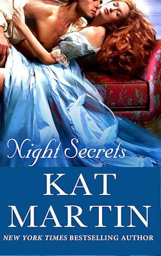 Night Secrets Book Cover