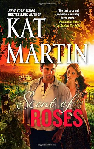 Scent Of Roses Book Cover