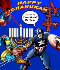 happy hanukkah marvel comics