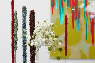 """Herausfordeung """"Blumen für die Kunst"""""""
