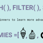 forEach( ), sort( ) and filter( ) for newbies