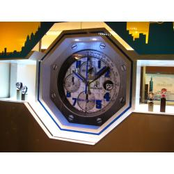 Small Crop Of Wall Clock Watches