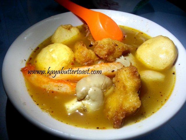 Raja Uda Famous Kwong Wah Tom Yam Noodles @ Raja Uda, Butterworth, Penang!
