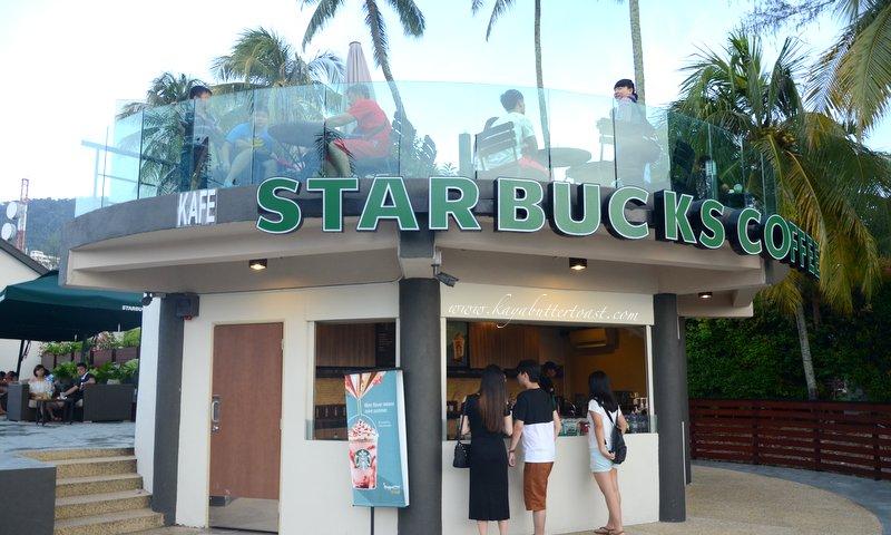 Walk Walk See See 2015 Starbucks Coffee @ Batu Ferringhi, Penang