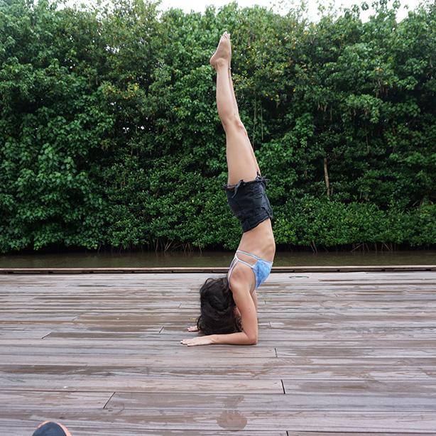 alexa ibarra yoga