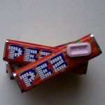 Pez Candy Bricks