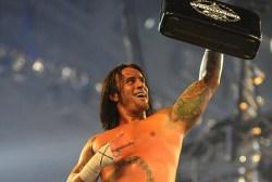 CM Punk Money in the Bank Wrestlemania 25