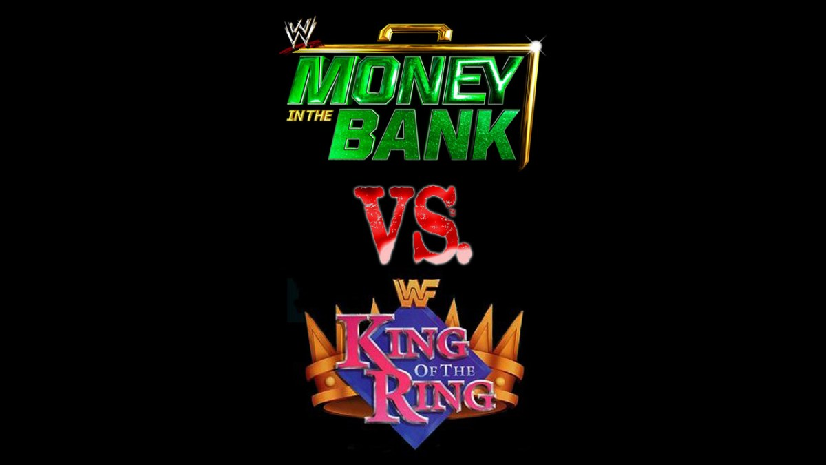 Money in the Bank vs. The King of the Ring (New vs. Old)