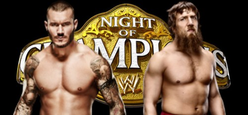 Randy Orton Daniel Bryan Night of Champions 2013 Full Match Download HQ