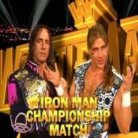Ep. 44 - Bret Hart vs. Shawn Michaels (Wrestlemania XII) LIVE!