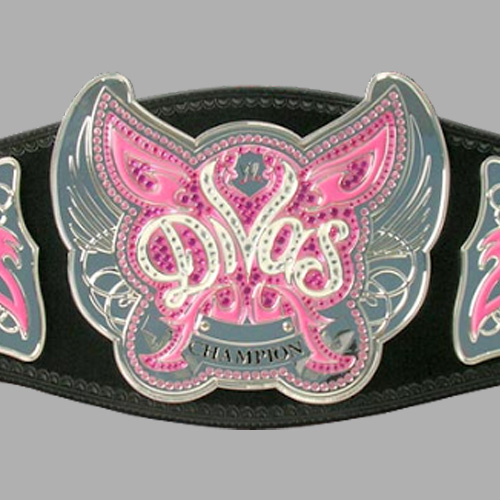 Women's and Diva's Title History - From Ass Kickers to Eye Candy