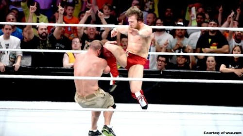 John Cena vs. Daniel Bryan Summerslam 2013 Full Match