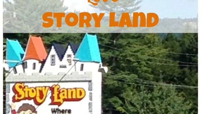 10 Reasons We Love Story Land in Glen, NH (www.keepingmommysane.com)