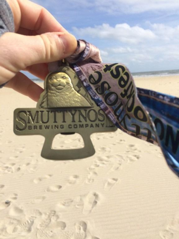 Smuttynose Rockfest Half Marathon Recap