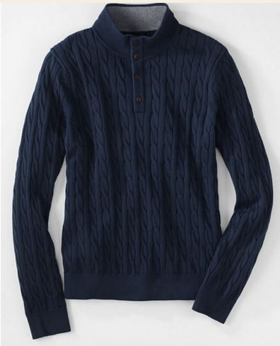 lands end sweater 1