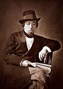 Benjamin Disraeli - British Prime Minister 1874-1880