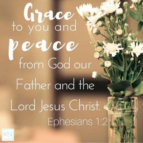 Ephesians 1-2