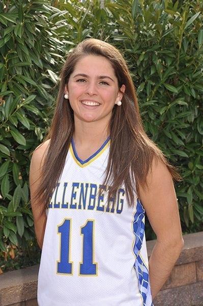 Lindsey will play lacrosse next year forLoyola University.