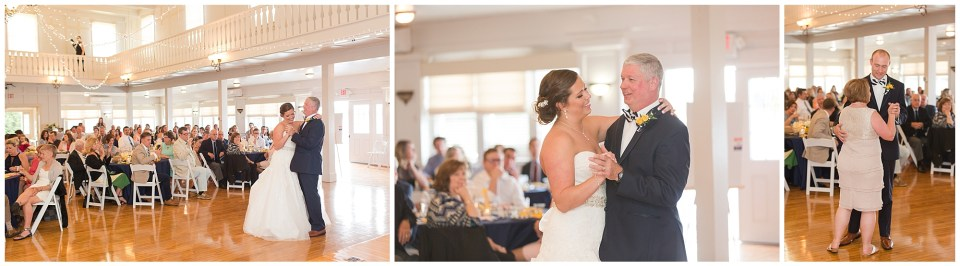 father of the bride and daughter dance