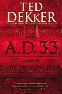 AD 33 Book Cover