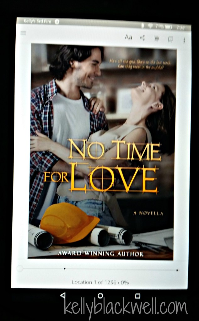 No Time For Love – A Novella – Review