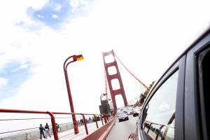 Last day in San Francisco, the Golden Gate Bridge and Muir Woods