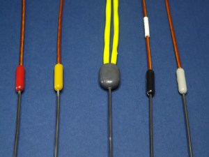 Molded Transition Thermocouple