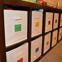 Toy Storage: 19 Clean-up Friendly Ideas