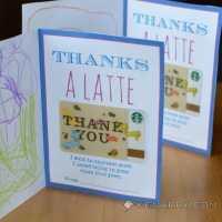 Printable Teacher Appreciation Card for the End of School