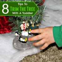 Christmas Tree: 8 Ideas for Child-Friendly Decorating