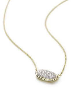Small Of Diamond Pendant Necklace