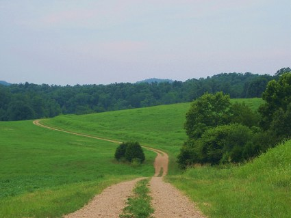 Gethsemani trail