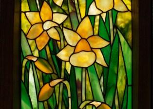 Daffodil Framed Panel