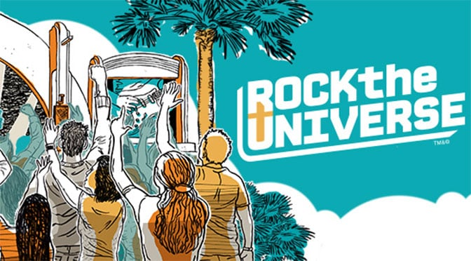 Universal Orlando Releases Rock The Universe Concert