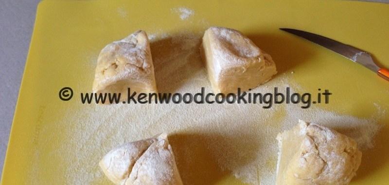 Ricetta base pasta fresca Kenwood