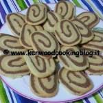 Ricetta biscotti caffè cioccolato vaniglia con Kenwood