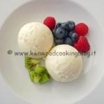 Ricetta gelato allo yogurt Kenwood
