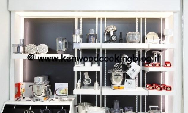 Confronto diversi modelli di Kenwood Cooking Chef quale scegliere ?