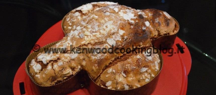 Ricetta Colomba pasquale con lievito madre Kenwood