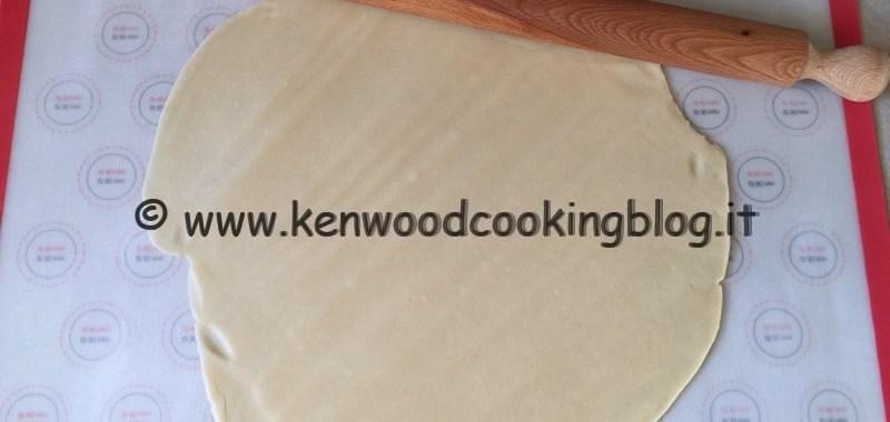 Ricetta pasta brisée Kenwood