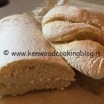 Ricetta filone di grano duro con esubero di pasta madre Kenwood