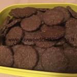Ricetta biscotti frolla canapa, farro e riso senza glutine Kenwood